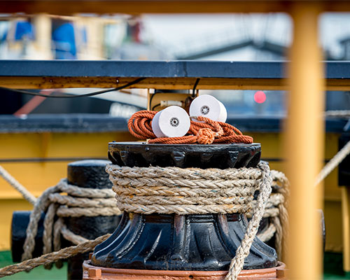 Rigging eq. & Gen. Deck Items